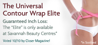 The Universal Contour Wrap Elite at Savannah Glasgow